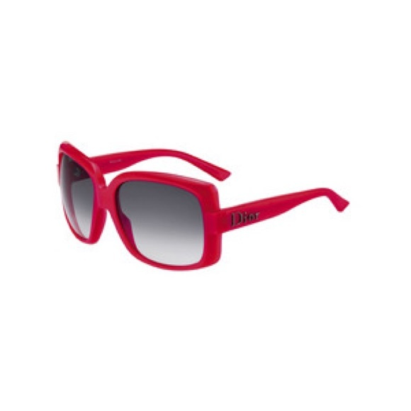 e261be42d4ee Christian Dior Accessories - Red Dior sunglasses